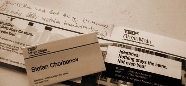 Събитие TEDxRheinMain 2011
