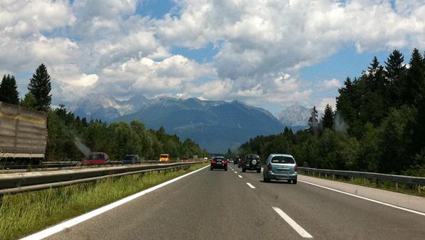 Trip from Sofia to Munich - Пътуване от София до Мюнхен