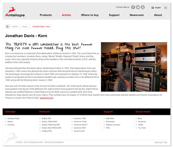 Jonathan-Davis-Korn-Antelope-Audio-by-Stenik