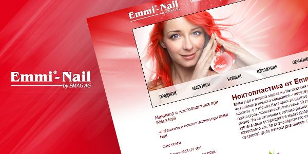 Онлайн магазин за ноктопластика Emmi Nail в Chorbanov.com