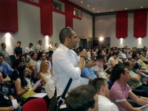 Стефан Чорбанов на SEO конференцията в София 2010