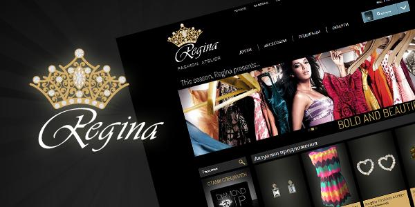 Онлайн магазин на Regina в Chorbanov.com